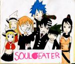 Soul Eater by ForeverKimchi