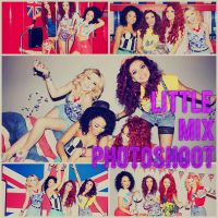 Little Mix photoshoot 02 by bypame