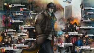 Watch Dogs by MatthewHogben