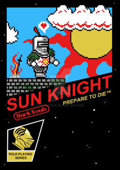 8-Bit Dark Souls by Auto-save