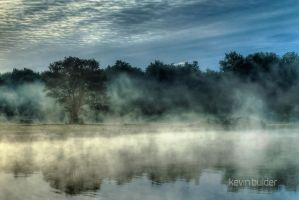 Blue Mists by Kbulder
