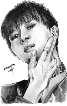 Cha Hakyeon -N- by nolongerfunctioning