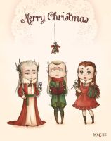 Merry Christmas! 2014 by Winter-moon-laidy