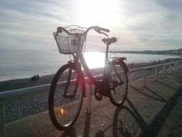 Bicycle by Sandy06