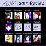 Review - 2014 by LunaSaiko