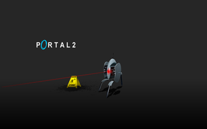 Portal Turret - oh nooo by 3xhumed