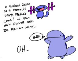 Wooper and Quagsire
