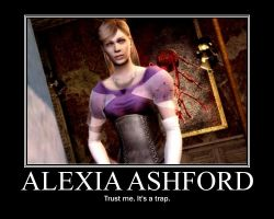 Alexia Ashford by KillerGirlFromHell