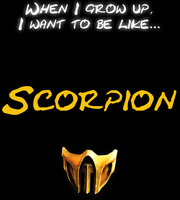 When I Grow Up - Scorpion by RedSoul77