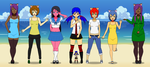 Group Shot: Happy Birthday, Mabo! by MrTaquito