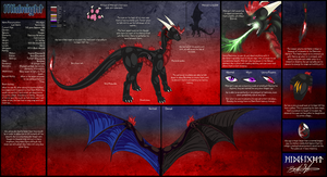 Digital Midnight Reference Sheet by Neffertity