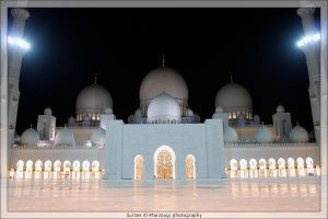 Zayed Mosque 8 by Sultan-Almarzoogi