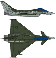Eurofighter Schwalbe by IgorKutuzov