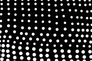 Texture 4 Dots Black and white by LordFairy1