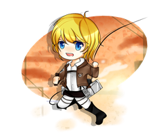 Armin by Roslue-chii