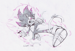 ICWD: Chaotic Sonic by Auroblaze