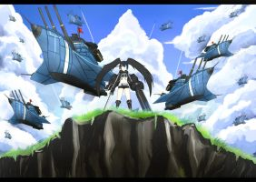 BRS: Ruling the World by BloodyBlack1234