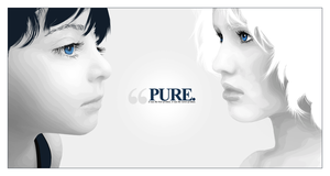 pure by chocolettecake