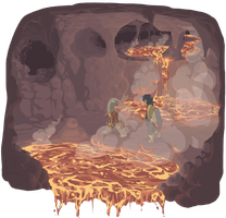 HPM: Rye Cave 2 Level 2 by ElfSama