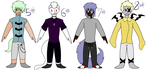 50 point adopts { Open } by The-Magical-Ma