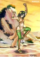 Future Toph by daistaf