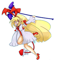 Flonne by Eternal-Saiyu