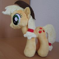 Applejack #7 by ManlyStitches