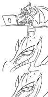 Ridley discovers the Internet by SchAlternate