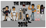 THE RETURN 2k16  by Joshythebat