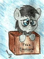 free timelord by smartypurple