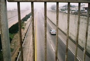 Overpass in Pacifica by lykesorad