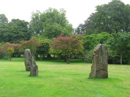Objects 096 Standing Stones by Dreamcatcher-stock