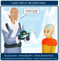 Avatar Month: Water by vick330
