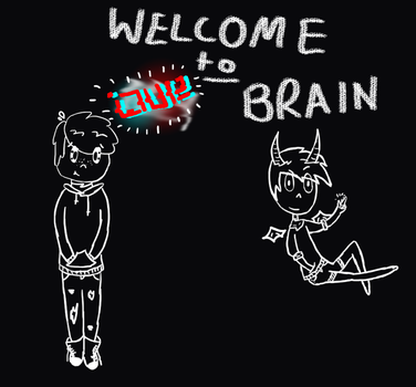 Welcome To Our Brain - Cover by myawfod
