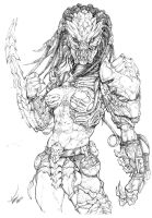 FEMALE PREDATOR 2 by tdm-studios