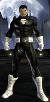 Punisher (DC Universe Online) by Macgyver75