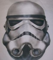 Storm Trooper by RottenRoo
