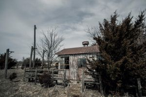 Old Shed by 5isalive