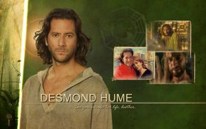 Desmond Hume wallpaper by nuke-vizard