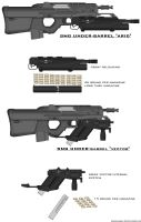 PIRATE UNDER BARREL SMG EQUIPEMENT by ZiWeS