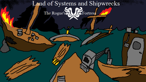 Land of Systems and Shipwrecks by arandombard