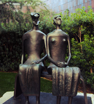 Abstract Statue 4 by Humble-Novice