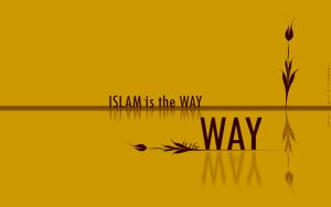 Islam is the way by noor-maryam