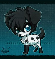 Chibi T-Bone by Shivita
