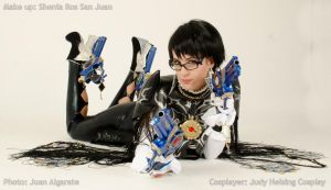 Bayonetta 2 cosplay - Is that all you've got? by JudyHelsing