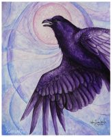 Raven Dream by Kamakru