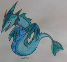 Baby Leviathan by Little-shewolf9