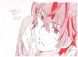 Haru Yoshida by Blue-eyed-girl-23