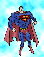sooperman by Scadilla