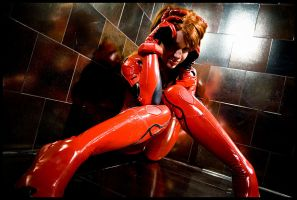 Evangelion: Broken Asuka by Elemental-Sight